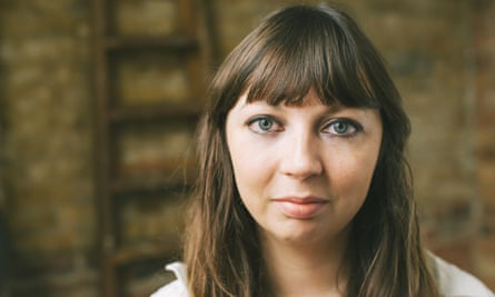 'Breathing life into my characters made me want to live' … Rhiannon Lucy Cosslett.