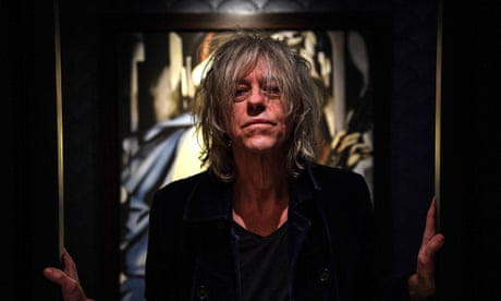'No rear view mirror in this car': Bob Geldof on love, loss and lockdown