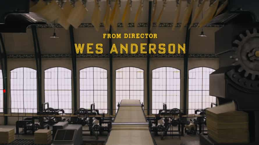 Early footage of Wes Anderson's The French Dispatch, which had been due to screen at the Cannes film festival.