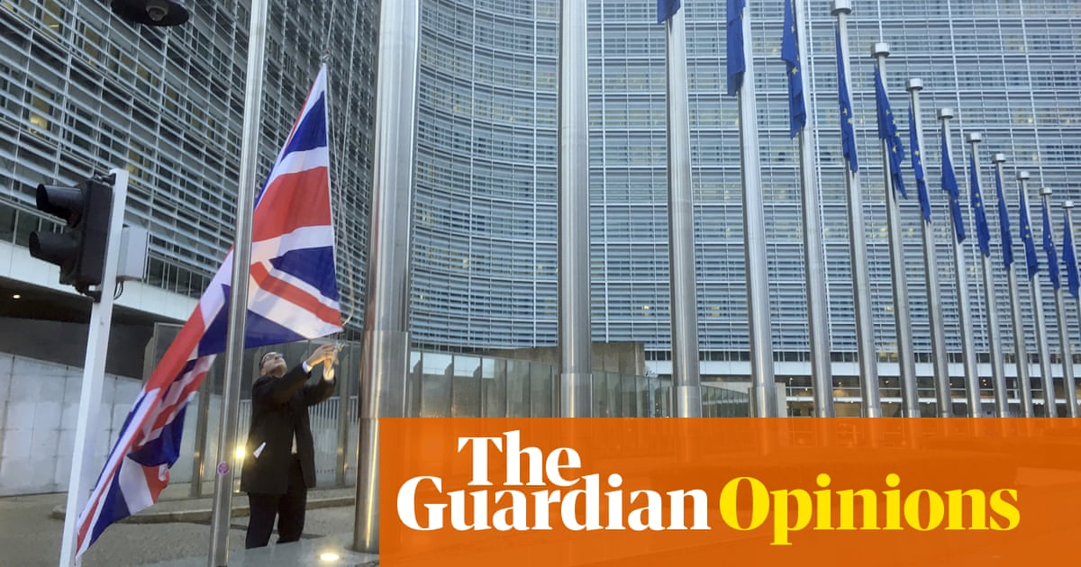 Brexit Britain Will Have To Get Used To Life As A Third Country