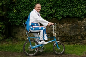 Eroica's version of Evel Knievel