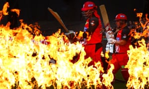 The Big Bash in Australia, with its system of city franchises, was an instant success.