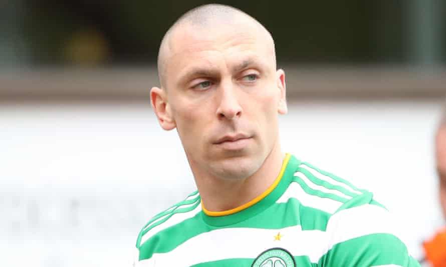 Scott Brown of Celtic