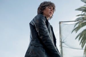 Kidman as undercover detective Erin Bell in Karyn Kusama's Destroyer.