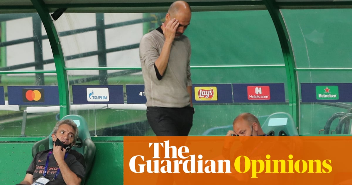To suggest Pep Guardiola has failed is ridiculous – but Champions League losses grate