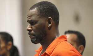 Trial date set for April 2020 … R Kelly at a hearing on 17 September.