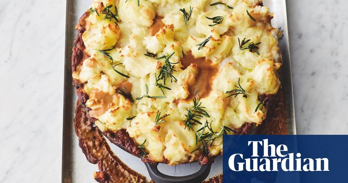 Jamie Olivers Easy Vegetarian Recipes Food The Guardian
