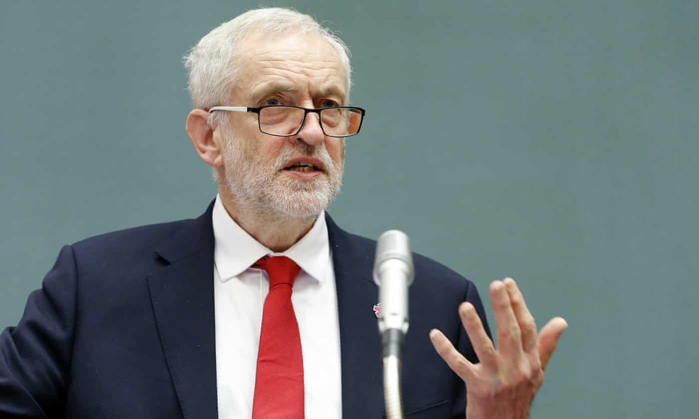 Jeremy Corbyn insists UK cannot remain in single market after Brexit