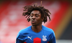 Eberechi Eze is an intriguing addition and will be asked to add energy and verve to Crystal Palace's play.