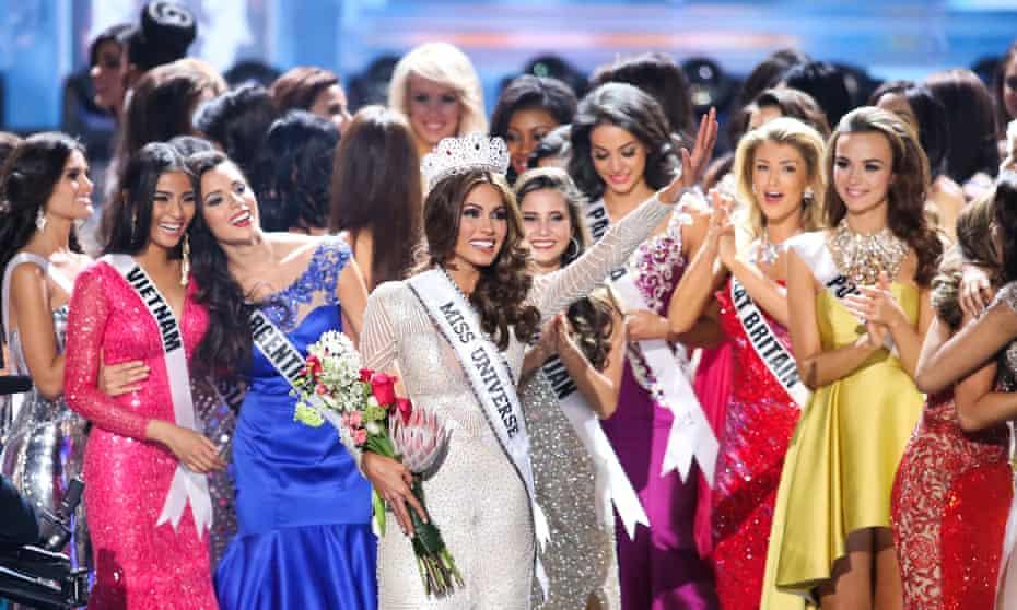 Gabriela Isler of Venezuela was crowned the winner of Miss Universe 2013 in Moscow.