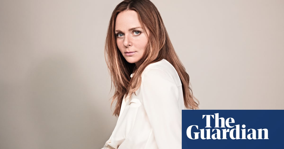 2608e51c36676 Stella McCartney: 'Only 1% of clothing is recycled. What are we doing?'