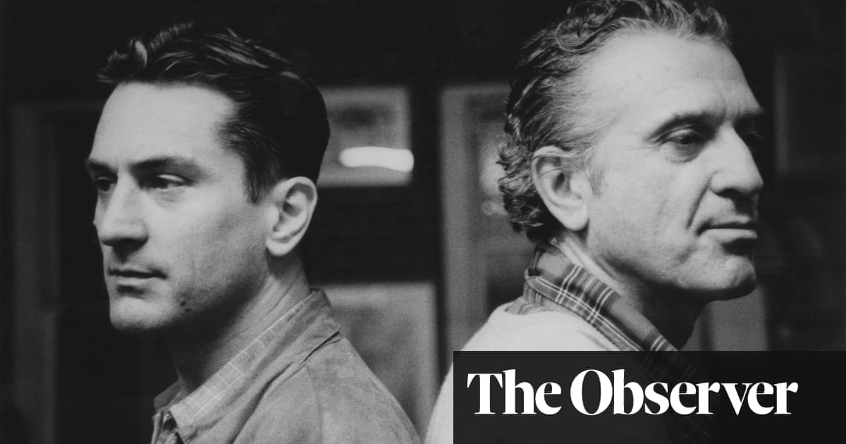 Robert De Niro on his fathers journals: It was sad for me to read. He had his demons