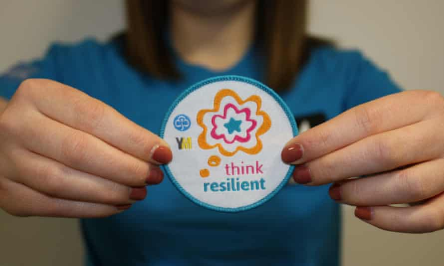 Think Resilient Guides badge