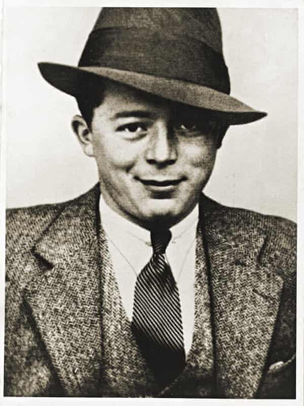 The young Billy Wilder in 1926.