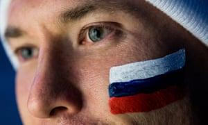 A Russian fan.
