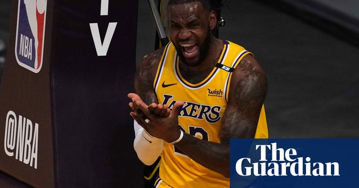 NBA champions LA Lakers knocked out of playoffs by Phoenix Suns