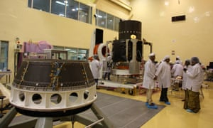 The Pragyan rover will be launched by India aboard its Chandryaan-2 spacecraft.