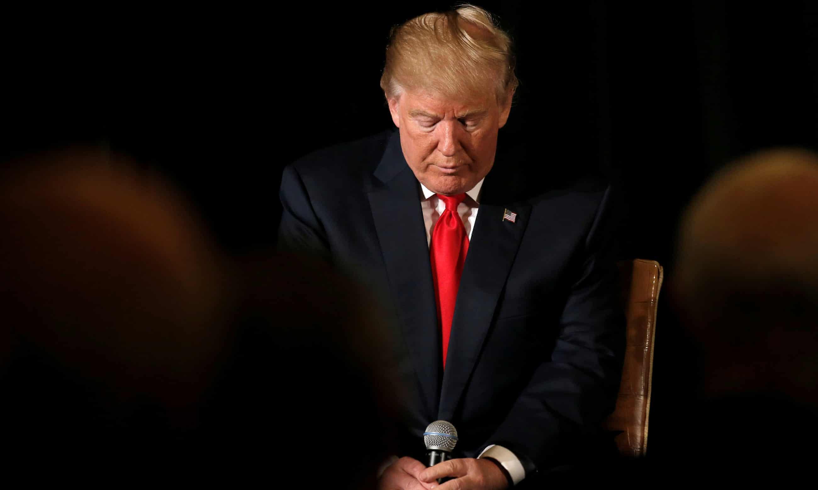 The Minute - Trump closet spills chorus line of skeletons
