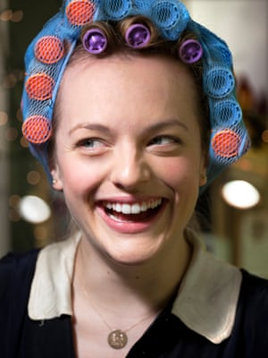 Elisabeth Moss in The Children's Hour, Comedy theatre, London, 2011