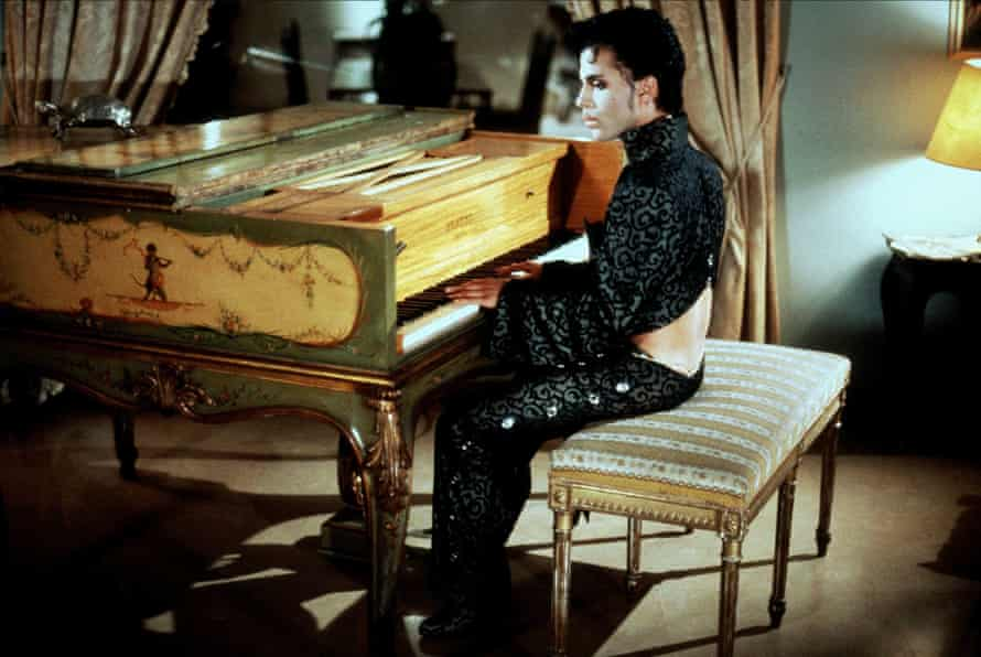 Prince would talk about learning to play the piano