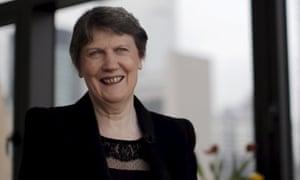 Helen Clark, former New Zealand PM, enters race for UN secretary general