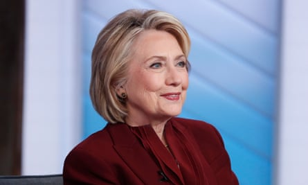 "ABC's ""Good Morning America"" - 2019<br>GOOD MORNING AMERICA - 10/1/19Hillary Clinton and Chelsea Clinton are guests on ""Good Morning America,"" Tuesday, October 1, 2019 on the Walt Disney Television Network. GMA19(Photo by Lou Rocco/ABC via Getty Images)HILLARY CLINTON"