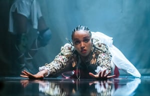 FKA twigs performs in concert at Park Avenue Armory on May 12, 2019 in New York City