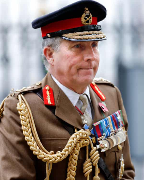 General Sir Nick Carter.