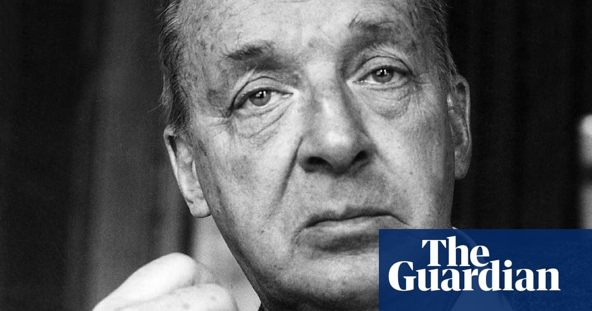 Poem of the week: To Vladimir Nabokov … by Anthony Burgess