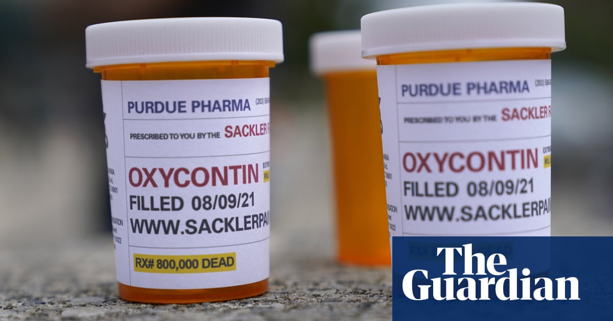 Sackler family won't settle unless off the hook from opioid suits, court told