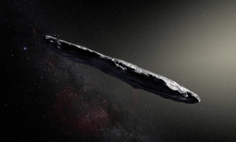 Interstellar object 'Oumuamua covered in 'thick crust of carbon-rich gunk'