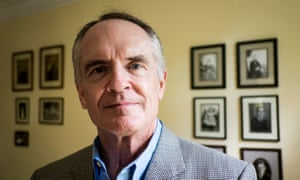 Jared Taylor addressed the crowd at the American Renaissance conference.