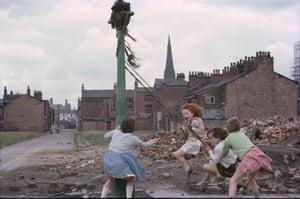 Shirley Baker: Women, Children and Loitering Men
