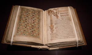 The Book of Durrow.