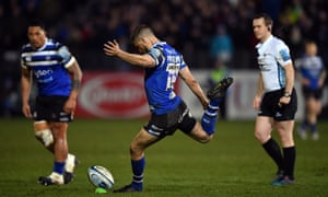 Rhys Priestland enjoyed an accurate evening from the tee