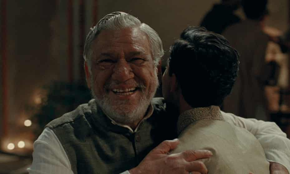 Om Puri in Viceroy's House
