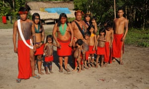 The Wayapi people face disaster after the protected status of their land was removed.
