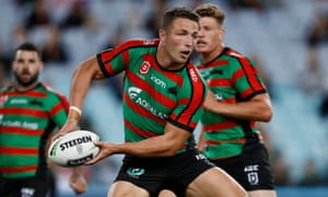 Sam Burgess of the Rabbitohs