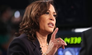 'Kamala Harris turned out to be the breakout performance of the evening.'
