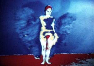 Butterfly 2, by Ana Mendieta.