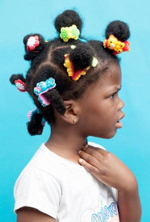 Chantel's Mini Afro Puffs