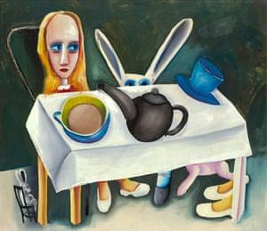 Feet Beneath the Table (1956)