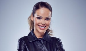 Able and empathetic … presenter Katie Piper, survivor of an acid attack.