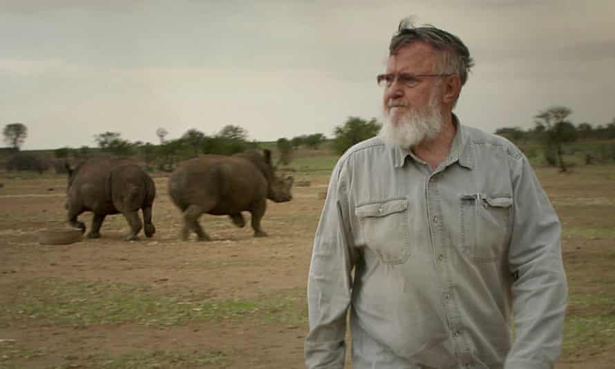 Conservation debate … South African rhino breeder John Hume