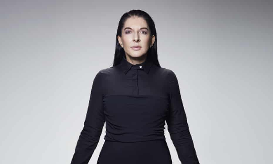 Marina Abramovic: 'One only has limited energy in the body, and I would have had to divide it'