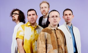 Hot Chip: 'they've always been a subversive band'