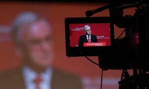 John McDonnell: 'My view is everything we do this week has got to prevent a no deal and a bad deal.'