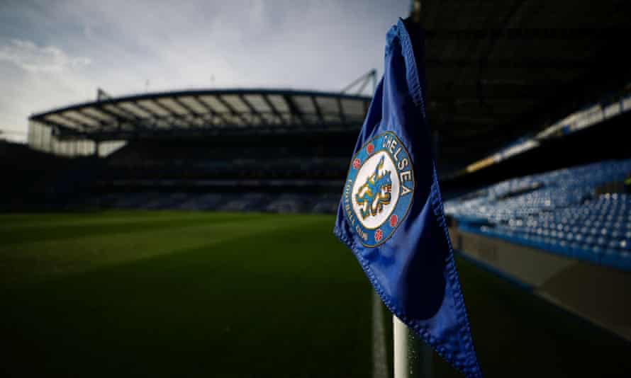 A picture of Stamford Bridge before Chelsea's last home game, against Crystal Palace on 9 November.