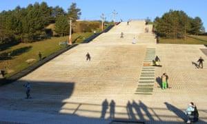 Pembrey dry ski slope