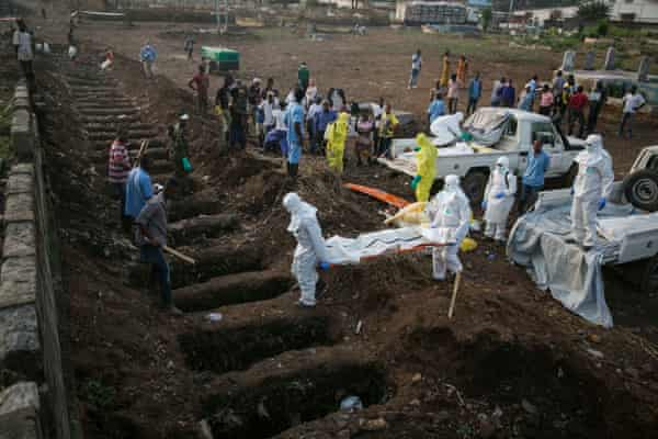 Some Ebola aid workers in Sierra Leone have been driven to alcoholism and self-harming.